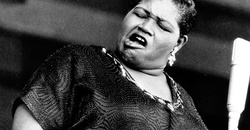 "Willia Mae Thornton. Me llaman ""Big Mama"""